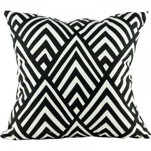 Artelore - Black Mikonos dekorační polštář