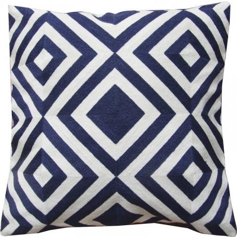 Artelore - Cleveland Blue dekorační polštář