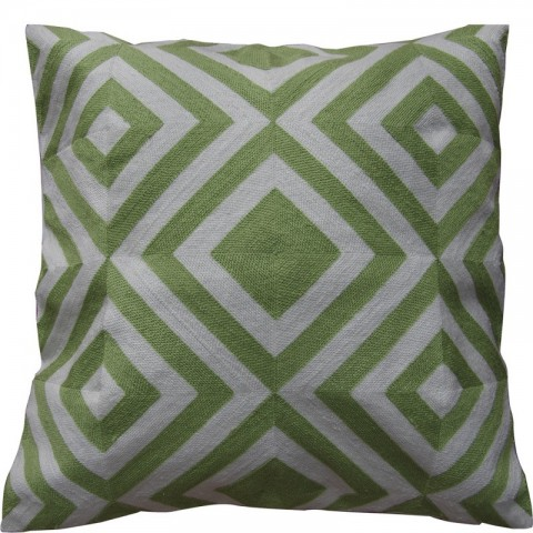 Artelore - Cleveland Green dekorační polštář