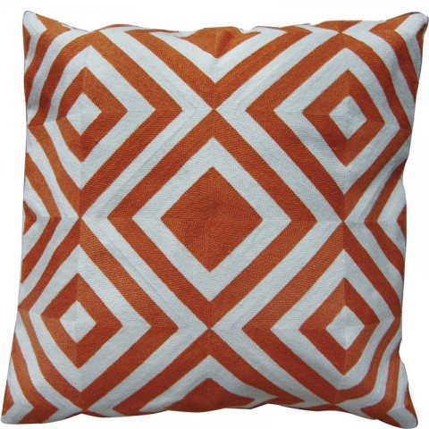 Artelore - Cleveland Orange dekorační polštář