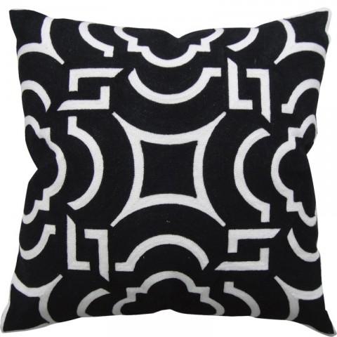 Artelore - San Luis Black dekorační polštář