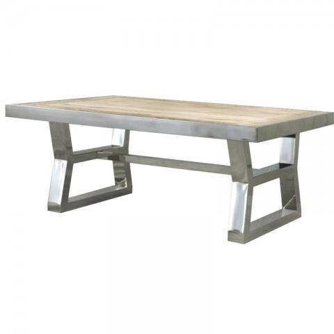 Artelore - Anish 200  Recycled Elm jídelní stůl
