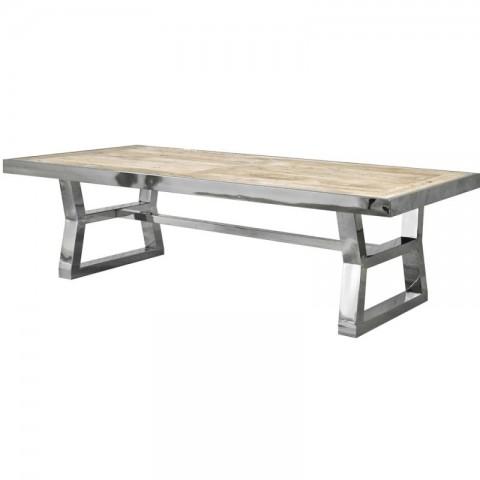 Artelore - Anish 300  Recycled Elm jídelní stůl