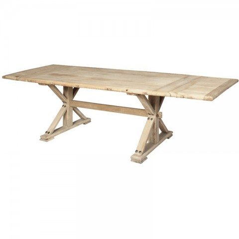 Artelore - Antique 200/280 Ext. jídelní stůl