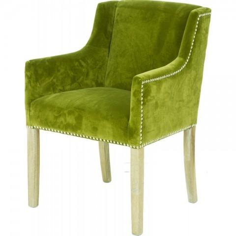 Artelore - Green Brens čalouněná židle