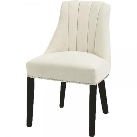 Artelore - Jenkins Ecru čalouněná židle