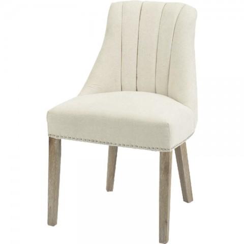 Artelore - Jenkins Ecru Ring čalouněná židle