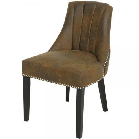 Artelore - Jenkins Micro Fiber čalouněná židle