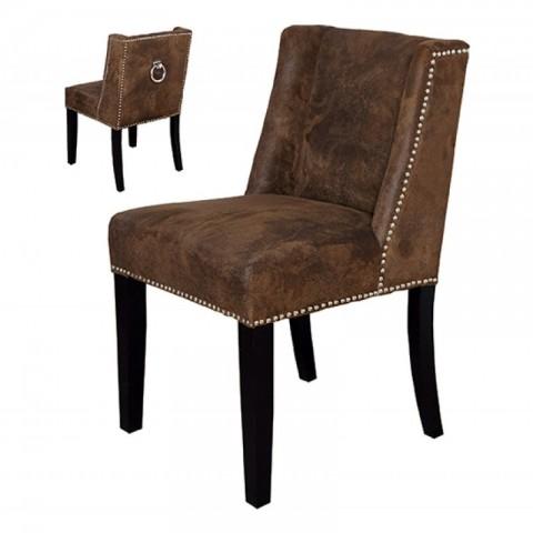 Artelore - Shabby Brens čalouněná židle