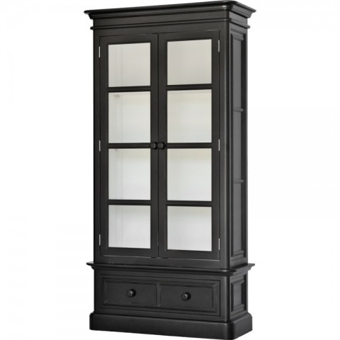 Artelore - Cadere Black vitrína