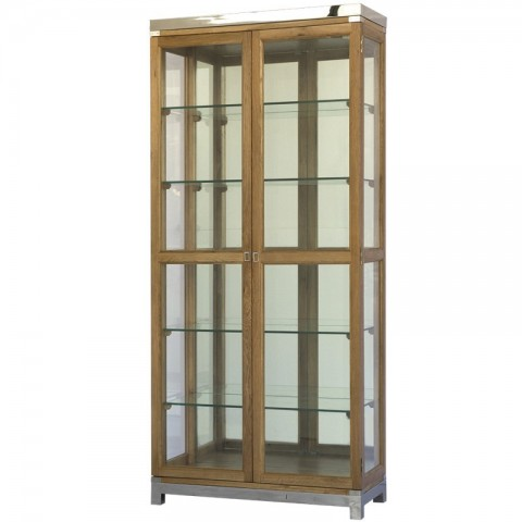 Artelore - Oak Astrid vitrína