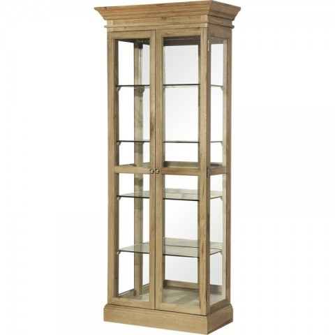 Artelore - Savoy 4 Shelves vitrína
