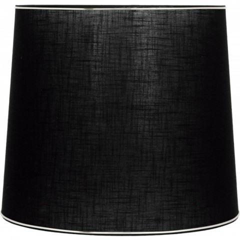 Artelore - Black L Cone Silver stínidlo