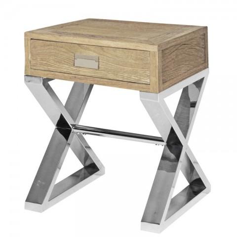 Artelore - Cardigan Elm noční stolek