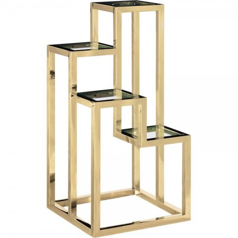 Artelore - Alvar Golden Right odkládací stolek