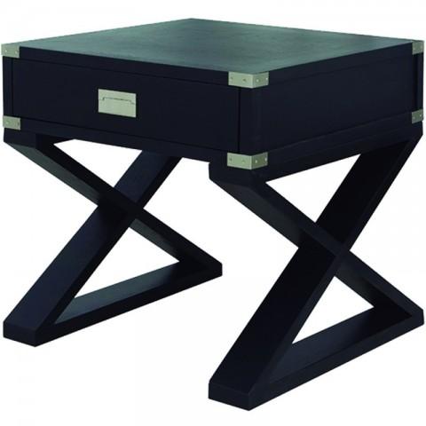 Artelore - Anne Black odkládací stolek