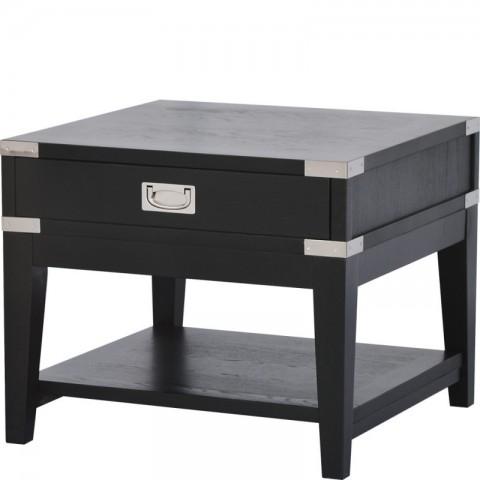 Artelore - Black Claire odkládací stolek