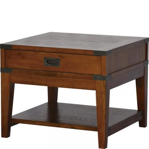 Artelore - Brown Claire odkládací stolek