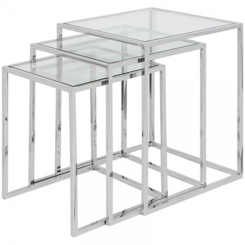 Artelore - Nicola Nest odkládací stolek