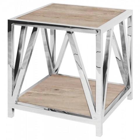 Artelore - Recycled Elm Brooklyn odkládací stolek