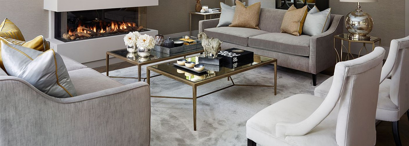 Konferenční stoly Artelore, Richmond Interiors, Liang&Eimil, RV Astley