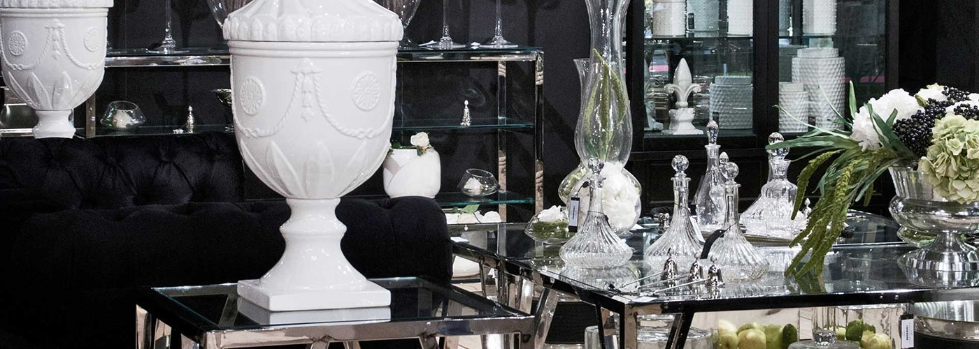 Elegantní bytové doplňky Artelore, Richmond Interiors